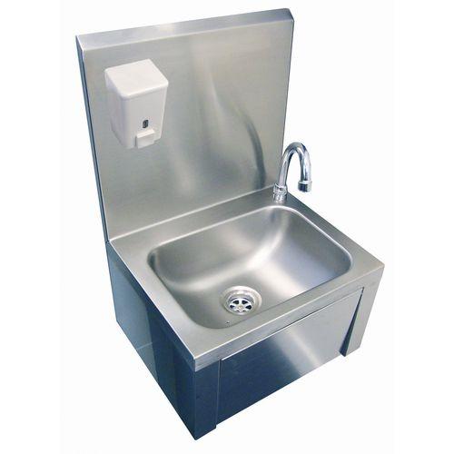 Kitchen Hand Sink : Hand Wash Sink Knee Operated - Kitchen Hardware - Catering Equipment ...