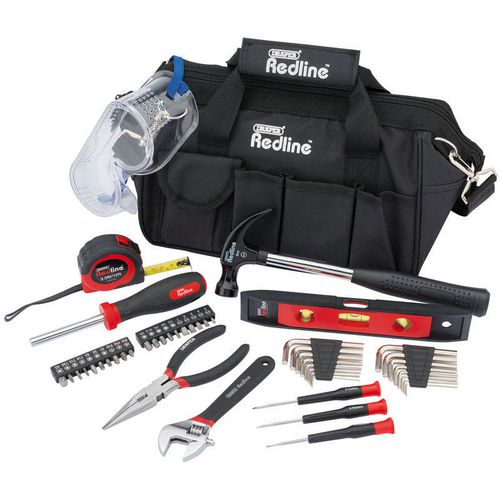 46 Piece tool kit