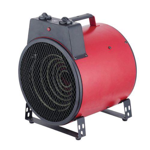 Industrial fan heater/cooler
