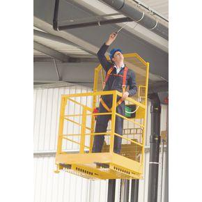 Access safety platforms - Heavy duty safety access platform