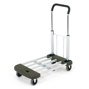 Extendable & folding trolleys - Heavy duty complete with buffering, capacity 150kg