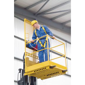 Access safety platforms - Economy safety access platform