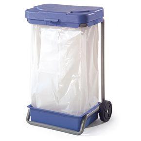 Waste sack bin