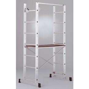 5 Way aluminium mini scaffold