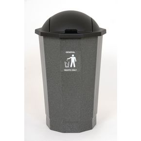 Recycling bank system general waste