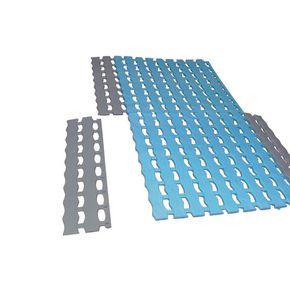 Herontile® Anti slip leisure tile - Ramp edge