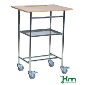 Writing table trolley
