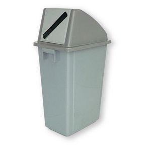 60L RECYCLING CONTAINER PAPER SLOT