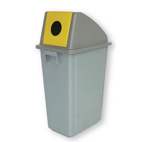 60L RECYCLING CONTAINER BOTTLES/CANS