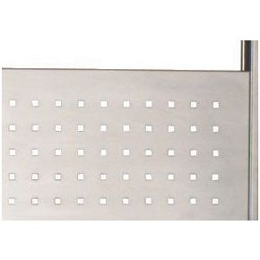 PERFORATED PANEL 1200MM LENGTH - -