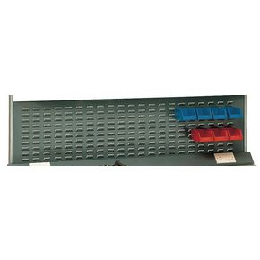 PANEL - BACK - FULLY LOUVRED450MM HIGH l:1500MM