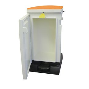 Plastic sackholders - fire retardant mobile