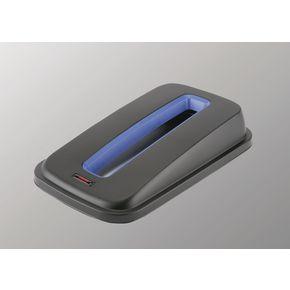 GEO PAPER LID BLACK/BLUE - -