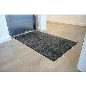Microfibre entrance mat