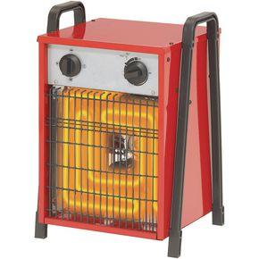 DEVIL 6005 5KW ELECTRIC FAN HEATER