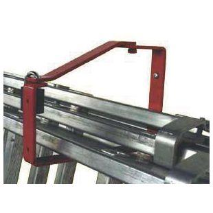 Ladder wall mounting brackets