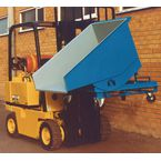Skip Mobile Tipping 1.2O Cubic Overallsize 2390X1310X1180Mm