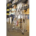 Step - Aluminium Mobile 9 Tread