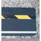 Safety Grip Tape With Glow In Dark + Hazard Stripe - Pack Of 10