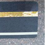 Hazard warning tape - Multi-warning safety grip strips