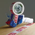 Tape Dispenser - 50Mm Safety Guard And Brake