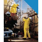 Chemical handling coverall