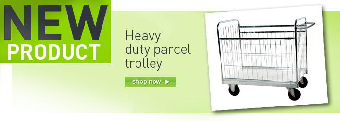 Parsel trolley