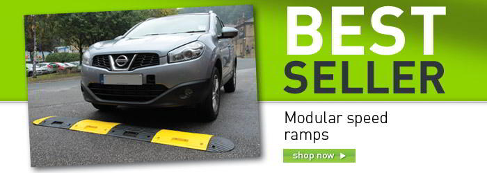 Modular speed ramps banner