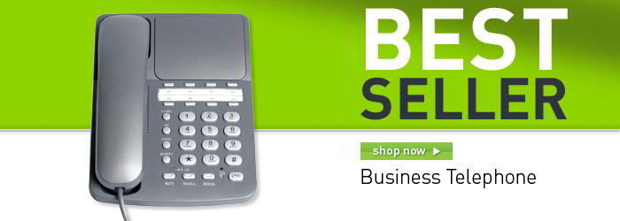 business telephone banner