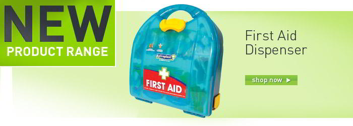 Mezzo first aid dispenser