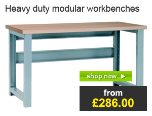 Heavy Duty Modular Workbenches product image