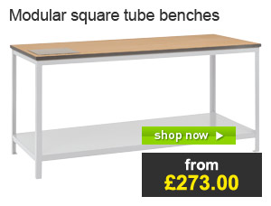 Modular Square Tube Benches product image