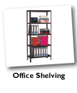Office Shelving at Slingsby
