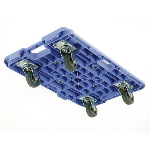 Stackable Plastic Platform Dolly Dollies Dollies