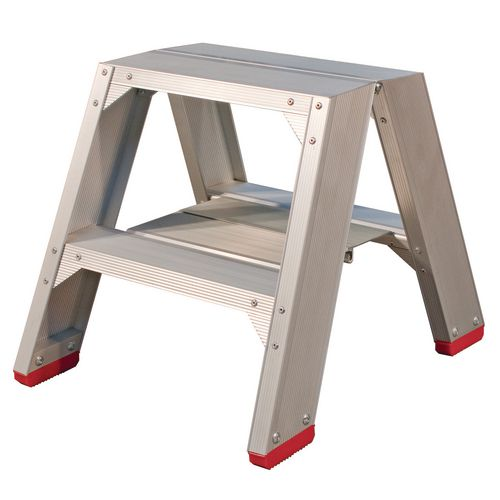 Jumbo Step Stool Narrow 2 Steps Step Stools Steps