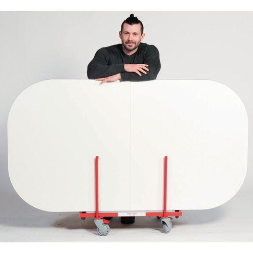 Multi Trolley Heavy Duty Furniture Mover Standard Diy