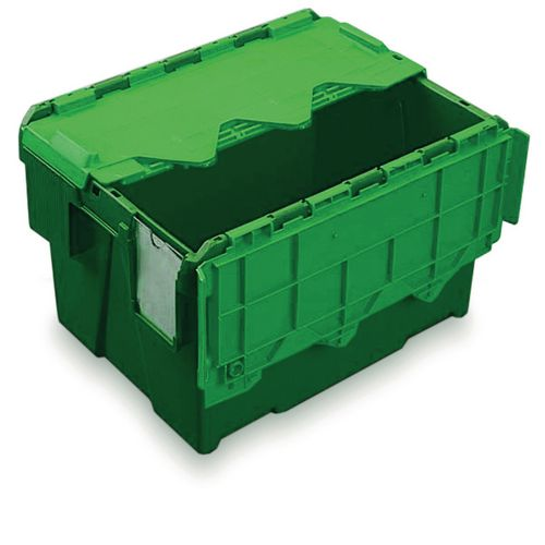 Attached lid containers - 20L