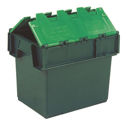 Attached lid containers - 25L