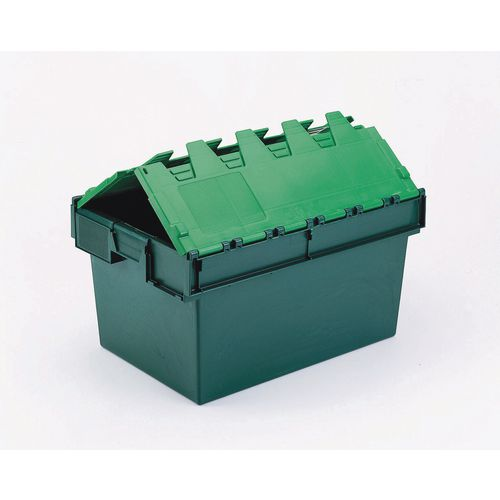 Attached lid containers - 64L