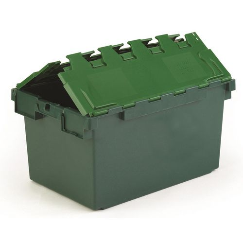 Attached lid containers 80L