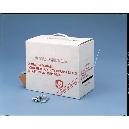 Strapping STRAP AND SEAL KIT POLYPROPYLENE