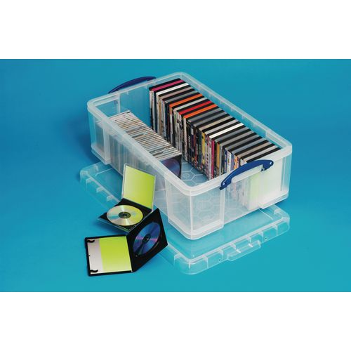 Really Useful Box® - Transparent containers - 50 litres