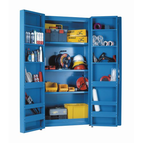 Tool Boxes HEAVY DUTY STORAGE CABINET BLUE