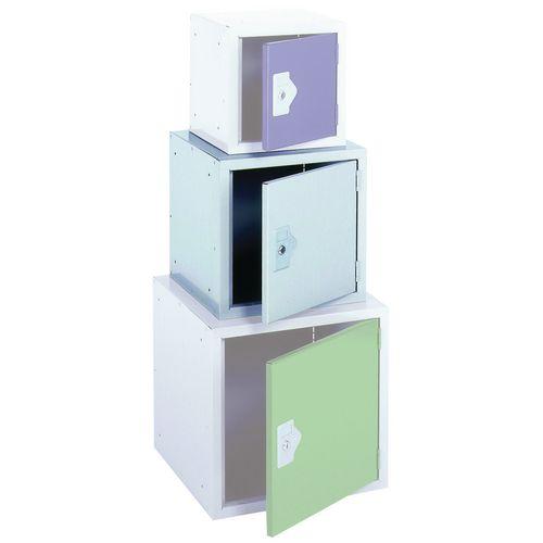 Cube lockers - 380 x 380 x 380mm