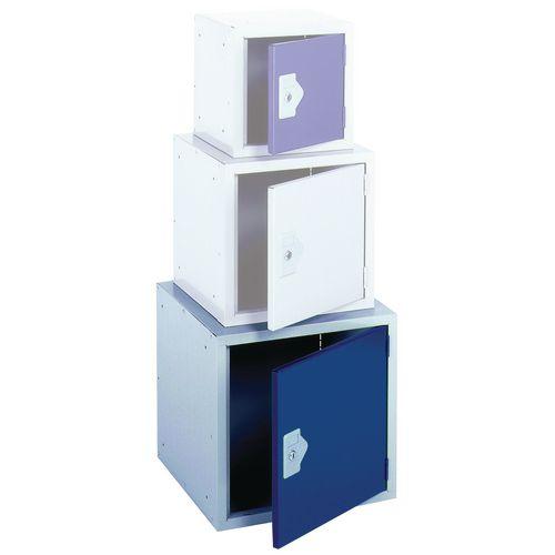 Cube lockers - 450 x 450 x 450mm