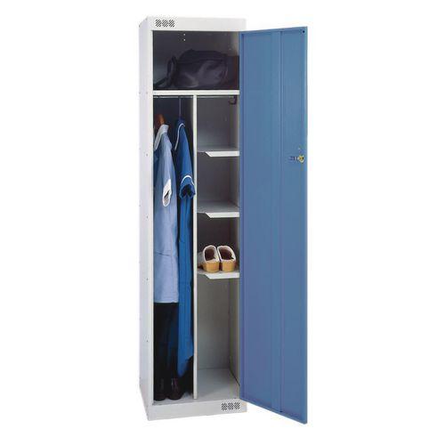 Nurses / uniform lockers - stndard top