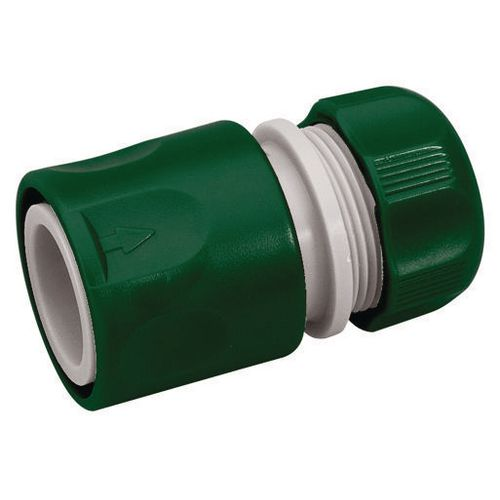 """½"""" and ¾"""" Tap Connectors Pack of 2, 1/2"""" hose"""