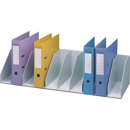 Desk Tidies FILE HOLDER 9 POCKET 802MM TO FIT TAMBOUR UNIT FP49001