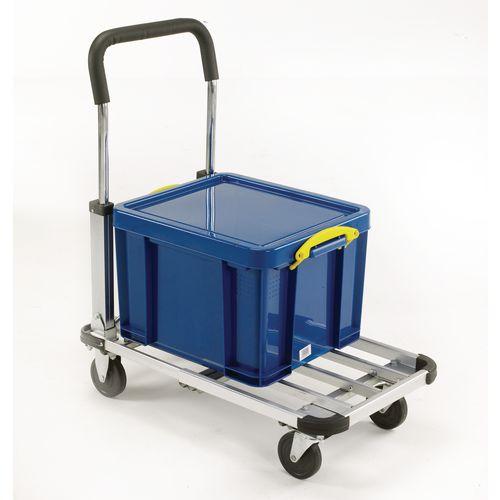 Extendable & folding trolleys - Standard, capacity 110kg