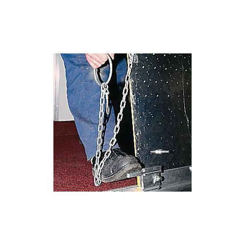 Hinged Dock Plates : Handle lifting to suit hinged bridge plate dock plates